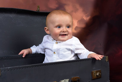 Baby photographs to celebrate your bundle of joy in Staffordshire